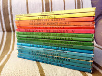 Wonderful vintage Ladybird books - natural history, fairy tales, history, craft- in great condtion