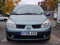 RENAULT GRAND SCENIC 1.6 VVT Expression 5dr [Euro 4] (green) 2006