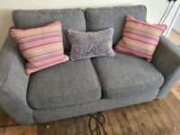 Dfs Sophia Two 2 Seater Sofas Excellent Condition