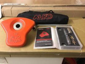 ALKO Al-ko Caravan Wheel Lock Kit No 15. Excellent used condition