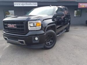 2015 GMC SIERRA 1500 Double Cab 5.3 FLEX FUEL+  PROPANE TRES RAR