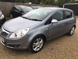 VAUXHALL CORSA 1.2 i 16v SXi HATCH 5DR 2009(58)*IDEAL FIRST CAR*CHEAP INSURANCE*EXCELLENT CONDITION