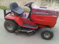 RIDE ON LAWN MOWER SPARES REPAIR EXPORT TRACTOR STABLES LANDSCAPES GRASS