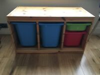 Box cabinet Kids room
