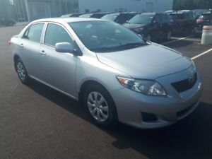 2010 Toyota Corolla CE ONLY $129 BIWEEKLY WITH $0 DOWN!