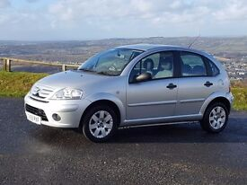 Very Low Mileage, Diesel 2009 59 Citroen C3 Airdream Plus 1.4 HDi, One Owner, FSH