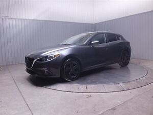 2015 Mazda MAZDA3 SPORT GS SPORT HATCH A/C MAGS TOIT