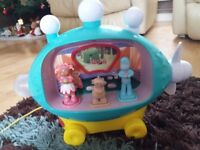 Childs in the night garden pinky ponk for sale  Worcestershire