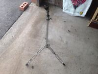 Drumming cymbal stand cheap!