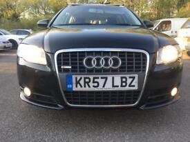 Reduced!!! Audi A4 Avant 2.0tdi s-line Automatic