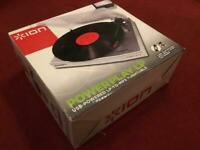 ION USB-POWERED LP-to-MP3 TURNTABLE