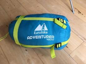 Children's 2-3 season sleeping bag Eurohike by Blacks
