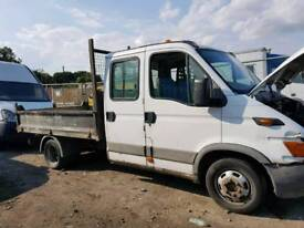 Iveco Daily Tipper, Body Tharty but Good condition for age