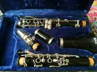 Boosey and Hawkes Clarinet in good condition