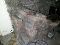Reclaimed imperial house bricks