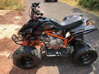 Kayo Raging Bull 110cc Quad