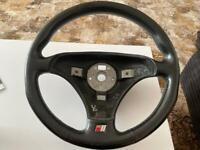 Audi TT MK1 steering wheel