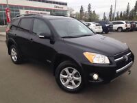 2009 Toyota RAV4 Limited Leather and JBL Package