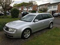 Audi A6 1.9tdi Final Edition. REDUCED.