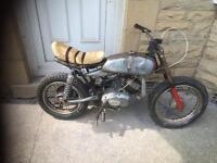 Italjet 50cc motorbike