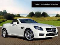 Mercedes-Benz SLK SLK250 CDI BLUEEFFICIENCY AMG SPORT (white) 2014-07-31