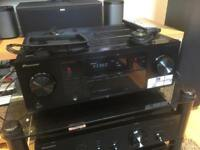 Pioneer VSX-527 5.1 channel Network AV Receiver with AirPlay