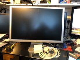 Apple Cinema HD Display 23-inch widescreen, Silver