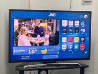 JVC 39 inch Smart TV with Wifi