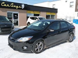 2014 Ford Focus SE - Heated Seats, Bluetooth, Microsoft Sync