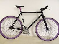 Raleigh single speed / fixed gear bike