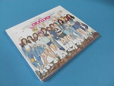 I.O.I IOI - CHRYSALIS CD W/PHOTO BOOKLET(68P) +PHOTOCARD (SEALED) K-POP
