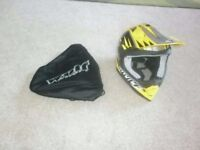 Wulfsports Kids Advance Motorcross off road Helmet