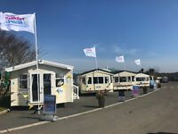 *SITE FEES JUST £2,889* Static Caravans For Sale on Family Holiday Park on The Lizard in Cornwall
