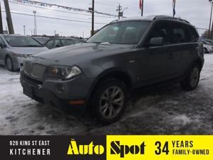 2009 BMW X3 30i/PRIDE OF OWNERSHIP/PRICED-QUICK SALE