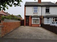 3 Bed Semi Detached For Rent.
