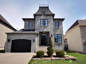 675 000$ - Maison 2 étages à vendre à Ste-Dorothée