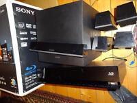 Sony BDV-E370 blu Ray surround sound system