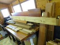 Oak Timber Pieces