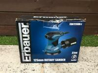 ERBAUER ERB723SDR RANDOM ORBIT SANDER