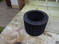 Bmw 1100 Gs K & N air filter