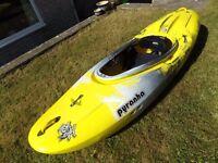 Pyranha Nano Kayak (Large), excellent condition
