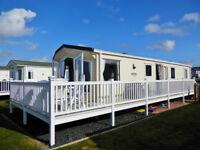 *Beachfront* Caravan for Hire, Craig Tara Holiday Park, Ayrshire, SCOTLAND. *Fantastic Sea Views*