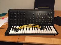 Korg MS-20 Mini immaculate condition with box and patch leads