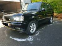 2001 range rover 4.6 v8 p38 autobiography low miles and tax band 2 owners from new