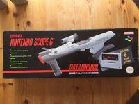 Nintendo Scope 6 for Super Nintendo