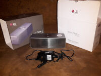 NP8350B LG Smart Hi-Fi Wireless Network Portable Speaker