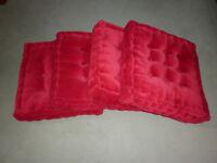 x4 Large Cushions