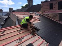 roofer roofing services roof repairs flat roofing guttering low cost high quality 02920798432