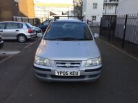HYUNDAI MATRIX 1.6, MANAUL, 1 OWNER, MOT, 2 KEYS, CHEAP