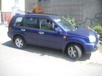 2003 Nissan X-Trail TD